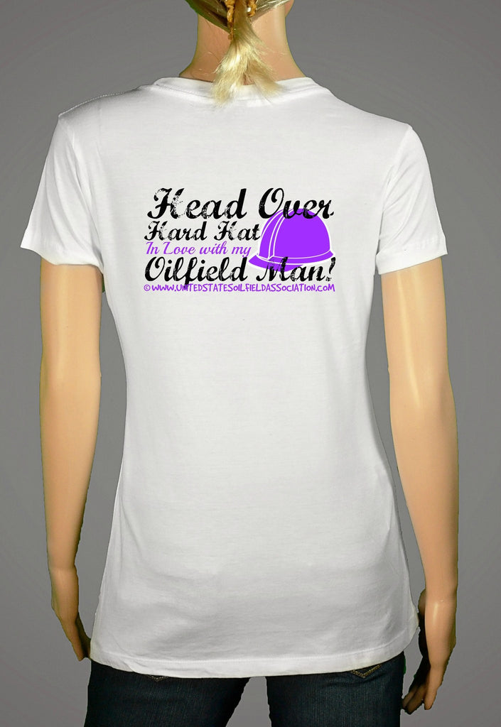 Short Sleeve T-Shirts, Long Sleeve T-Shirts, & Hoodies - Head Over Hard Hat In LOVE