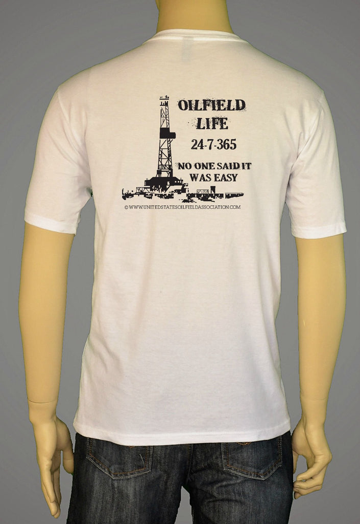 Short Sleeve T-Shirts, Long Sleeve T-Shirts, & Hoodies - Oilfield Life Vs.1