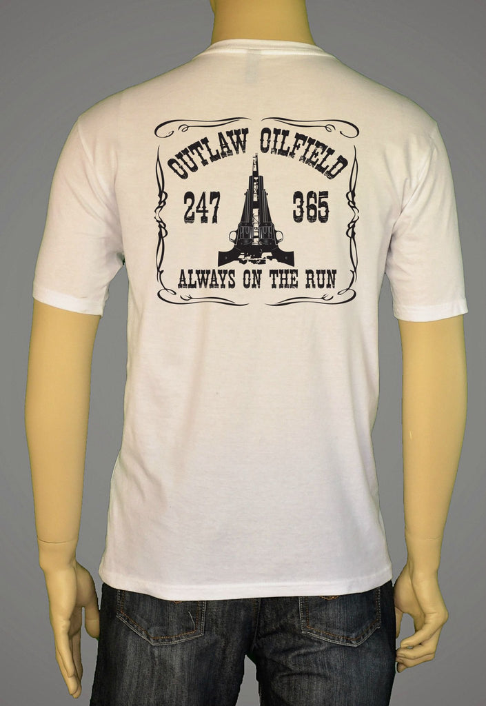Short Sleeve T-Shirts, Long Sleeve T-Shirts, & Hoodies - Outlaw Oilfield