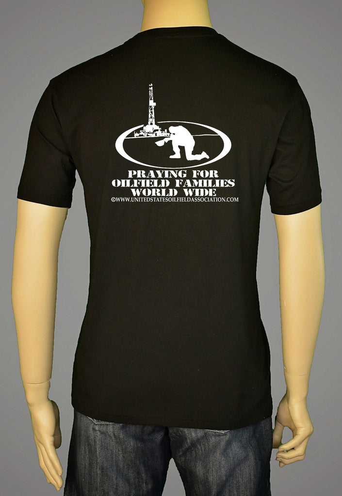 Short Sleeve T-Shirts, Long Sleeve T-Shirts, & Hoodies - Prayers For Oilfield Families