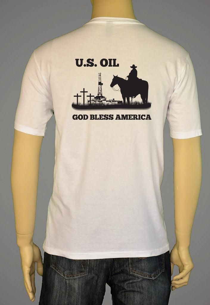 Short Sleeve T-Shirts, Long Sleeve T-Shirts, & Hoodies - U.S. OIL