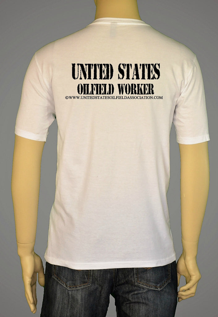 Short Sleeve T-Shirts, Long Sleeve T-Shirts, & Hoodies - United States Oilfield Worker