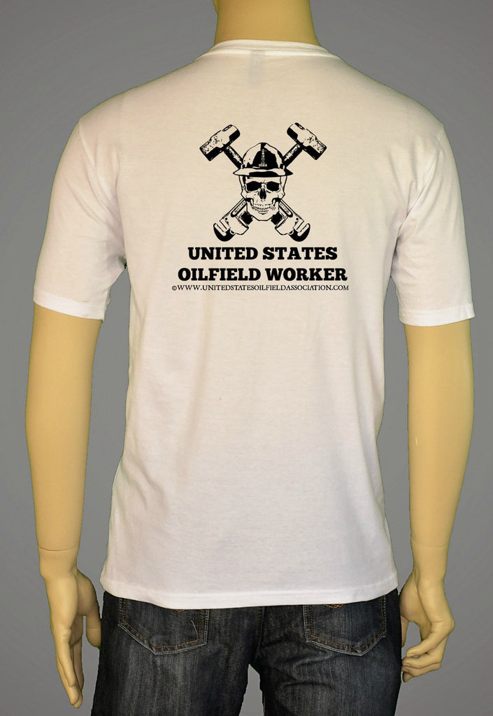 Short Sleeve T-Shirts, Long Sleeve T-Shirts, & Hoodies - United States Oilfield Worker (ACE)