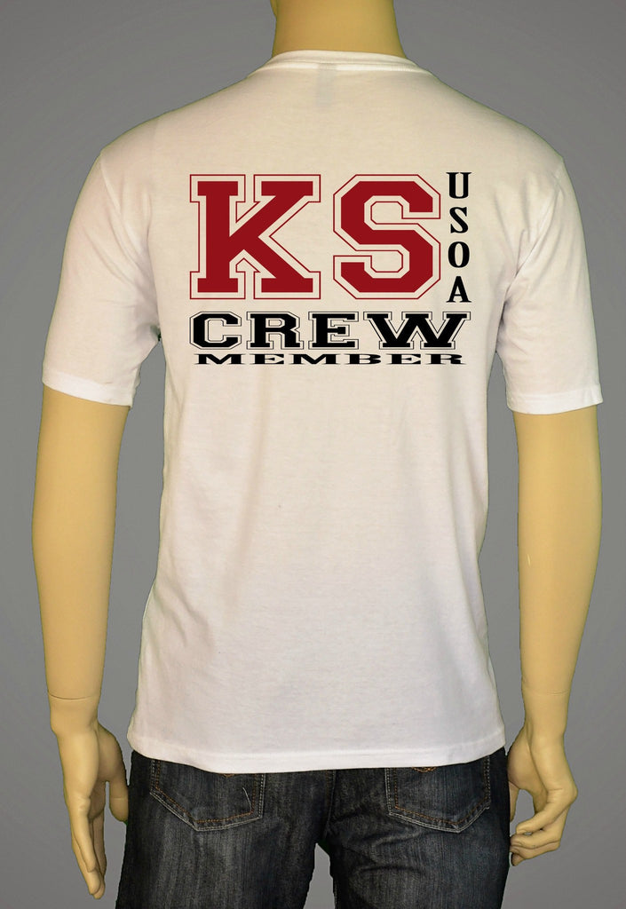 Short Sleeve T-Shirts, Long Sleeve T-Shirts, & Hoodies - USOA State Crew Kansas