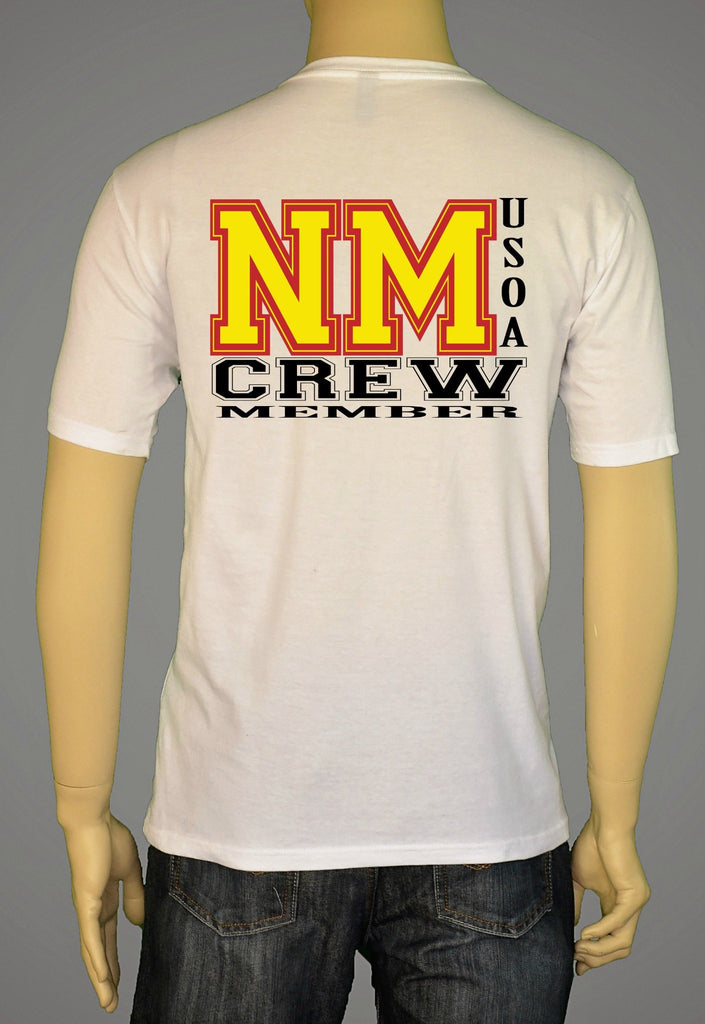 Short Sleeve T-Shirts, Long Sleeve T-Shirts, & Hoodies - USOA State Crew New Mexico