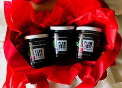 Holiday Gift Box: 3 Jars of Jam