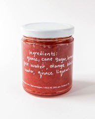 Rosy Quince Jam