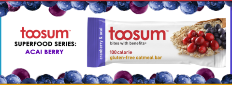Toosum Superfood Series: Acai Berry