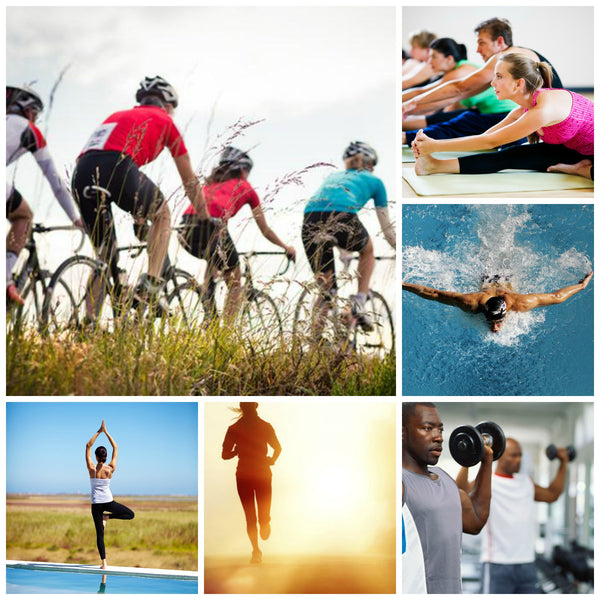 Exercise Your Way To Health and Wellness
