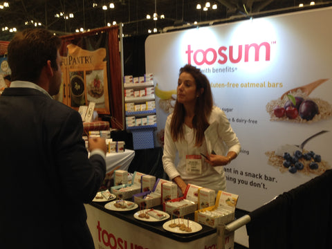 Toosum Healthy Foods Debuts at Fancy Food Show