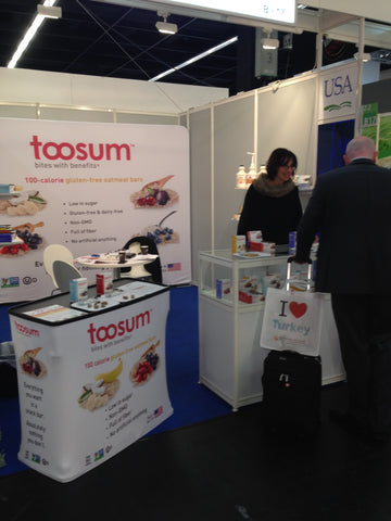 Toosum Exhibits Products at the 2015 ANUGA
