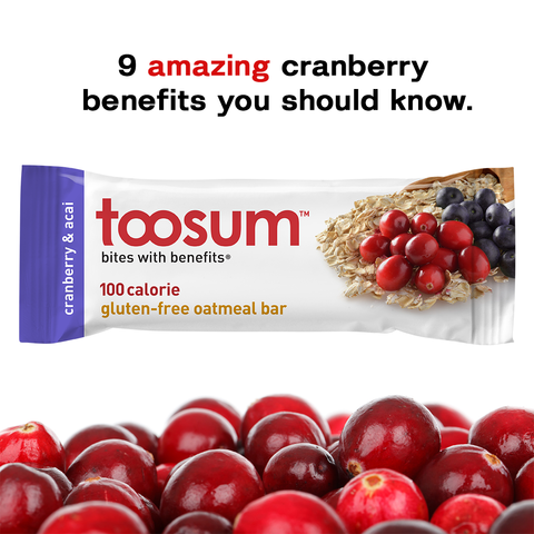 9 amazing cranberry benefits you should know