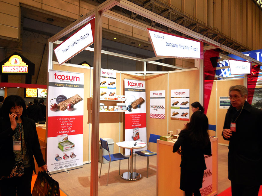 foodEx Japan March 2014