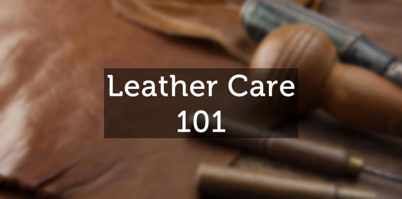 Taking Care of your leathers: Tips for keeping them looking great!