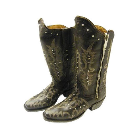 Yippee Ki Yay Biker Boot by Old Gringo