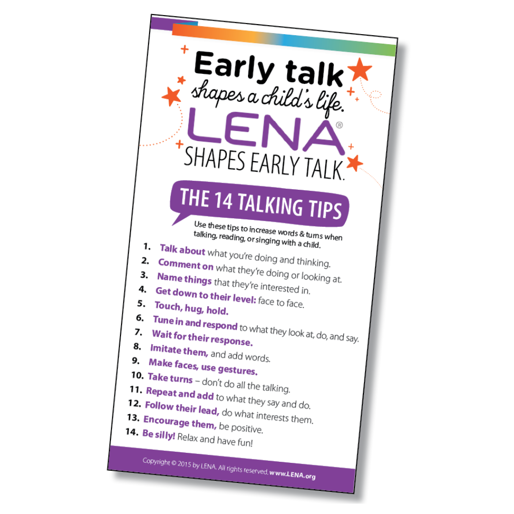 Talking Tips Postcards (Bundle of 50)