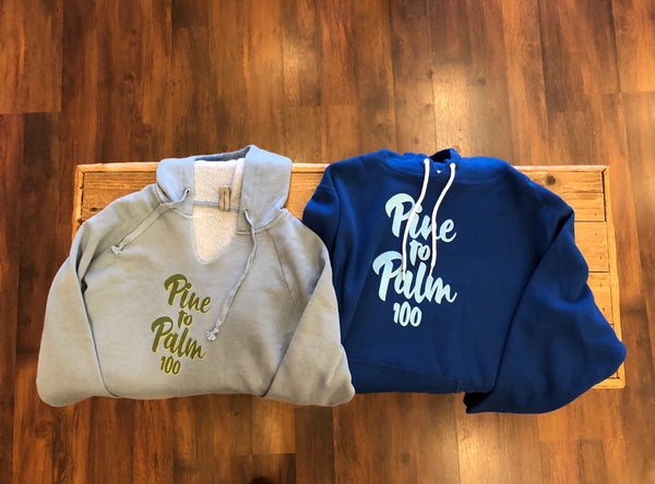 Pine to Palm 100 Midweight Hooded Sweatshirts