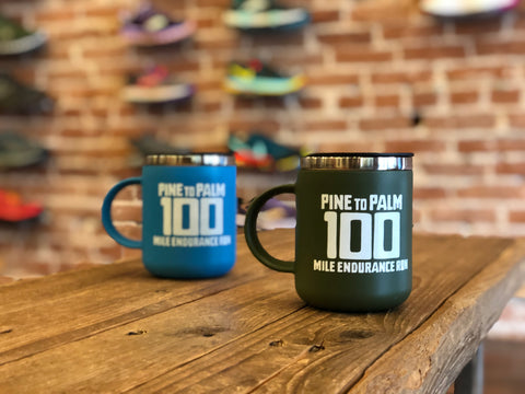 Pine to Palm 100 Mile Hydro Flask Mug