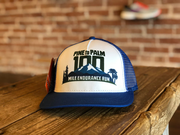 Pukka Pine to Palm 100 Low Profile Trucker