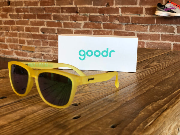 Pine to Palm Custom Goodr Sunglasses