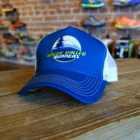 RVR Trucker Hat - Blue