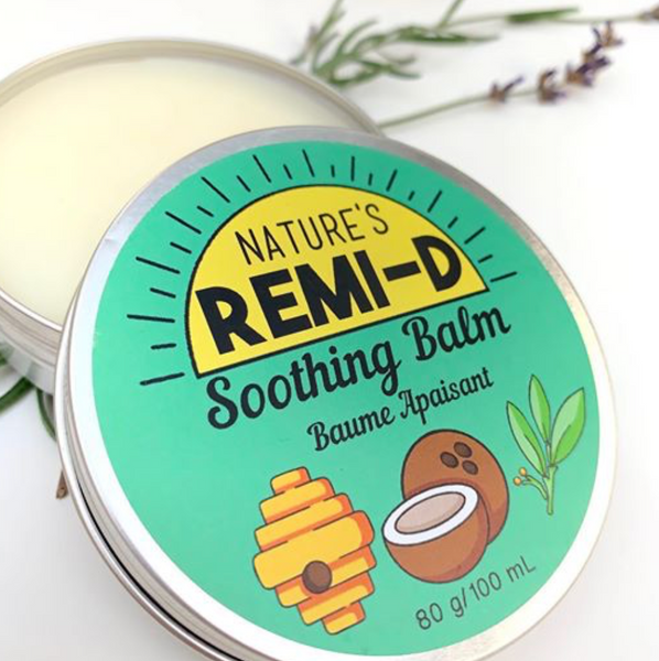 Nature's Remi-D Soothing Balm 100mL