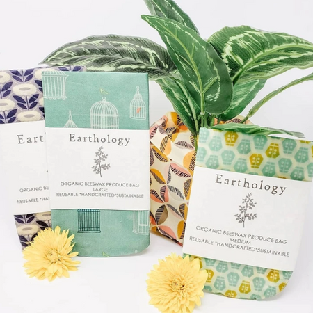 Earthology Beeswax 3 Pack