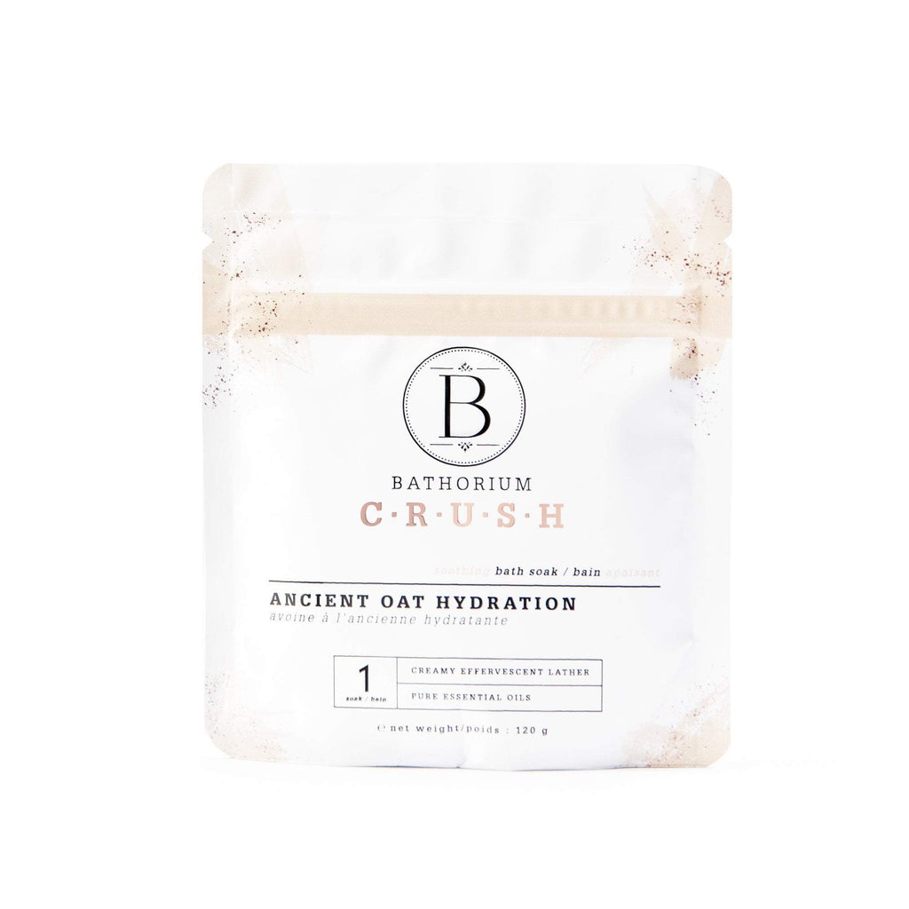 Ancient Oat Hydration CRUSH Crush Bath Soak Bathorium 120g (1 Bath)
