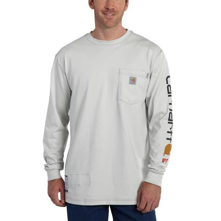 Carhartt Flame Resistant Force Logo T-Shirt - 101153