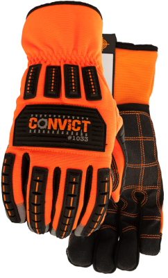Watson Convict Glove - Hard Time