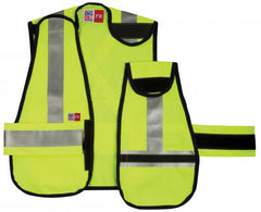 Big Bill Hi-Vis 7oz FR Vest - A648TY7