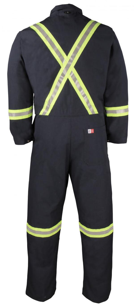 Big Bill Ultra Soft 7oz FR Coverall - 401RTUS7