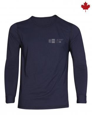 Big Bill Polartech Power Dry FR L/S Base Layer - DW1PD7