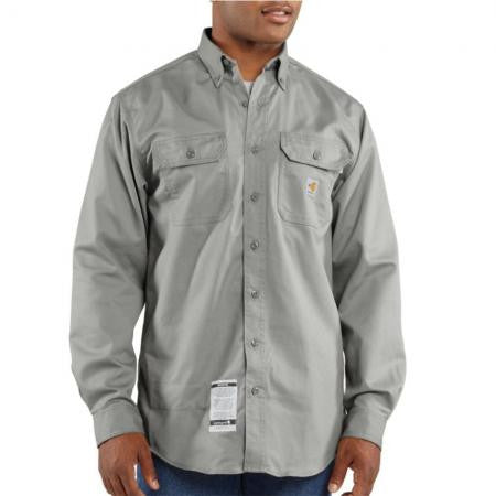 Carhartt Flame Resistant Twill Shirt - FRS160