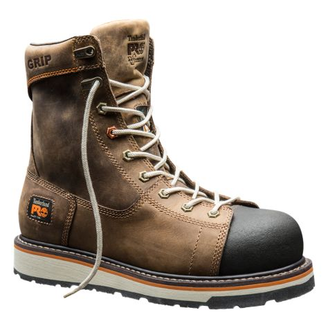 "Timberland Pro Unlined Gridworks Ironworker- 8"" CSA - A1GNA"