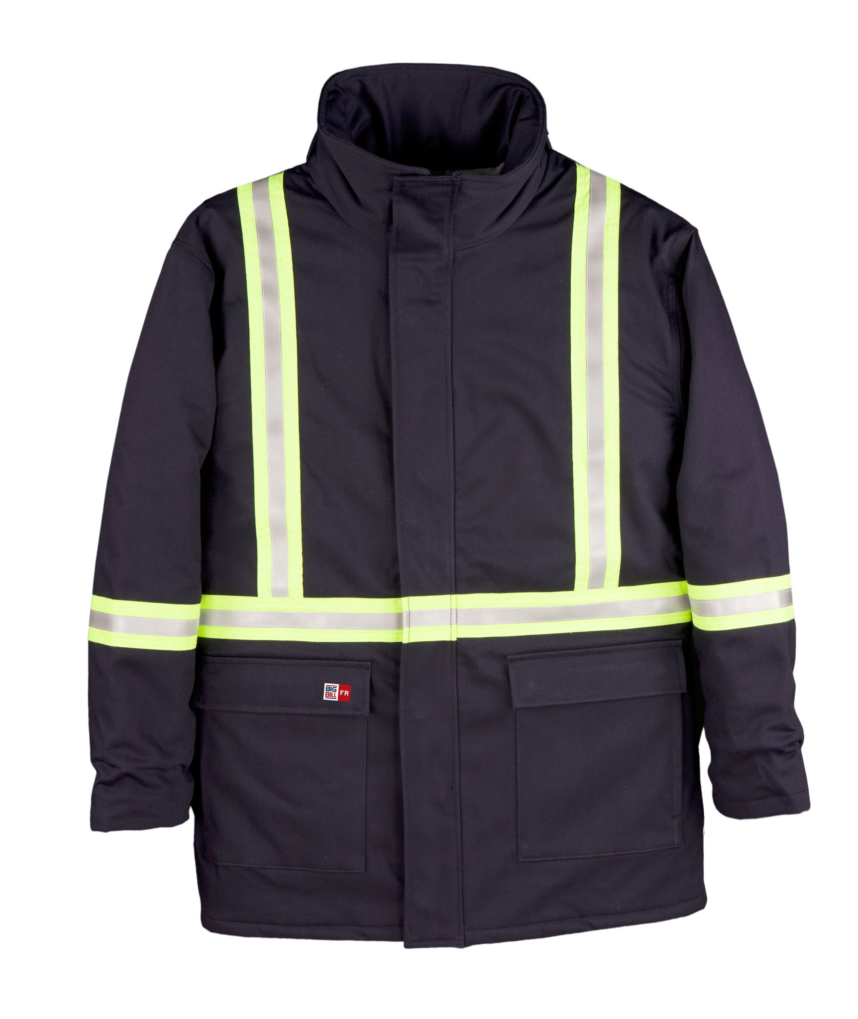 Big Bill Ultra Soft 3 4 Length Jacket M305us7 Jobsite