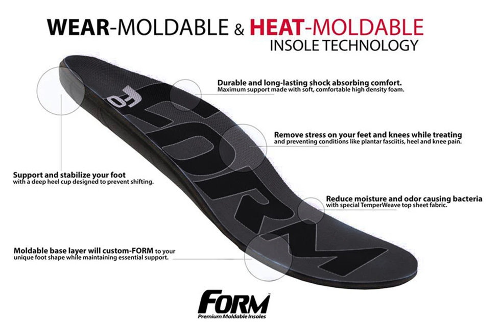 Form Ultra Thin Insoles