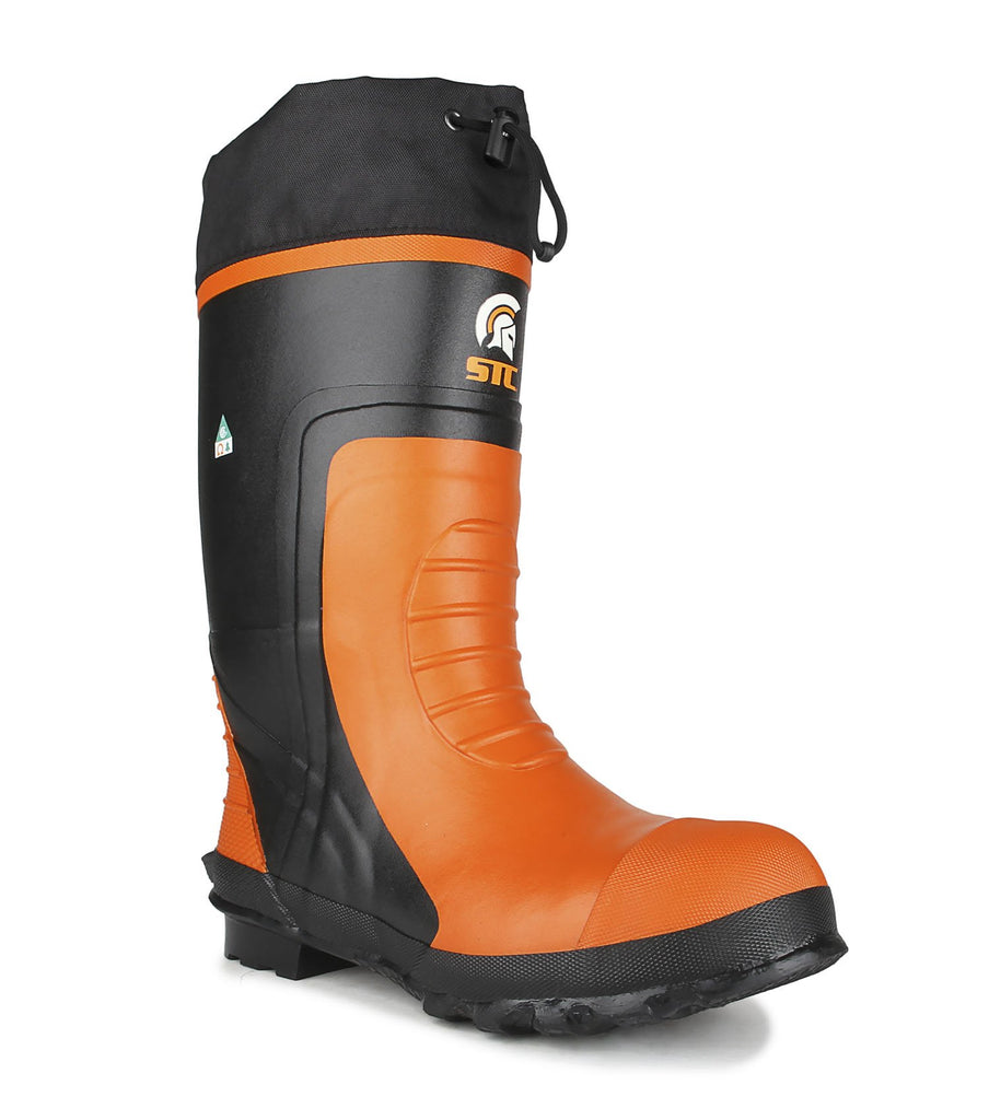 STC Bosky-  Chainsaw Rubber Boot - CSA - S24006-17