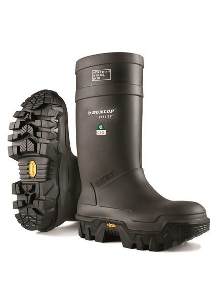 Dunlop Explorer Thermo+ full safety with Vibram sole Omega/EH - CSA - E902033