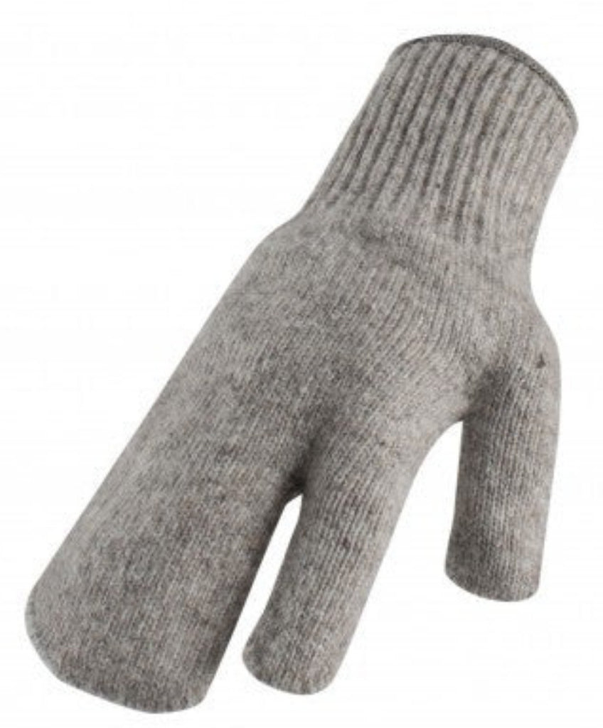 Duray 3 Finger Wool Mitt - 2100