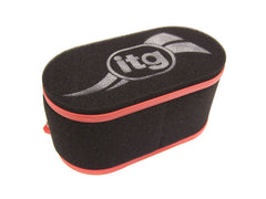 ITG Filters Megaflow Performance  Air Filter JC30/125