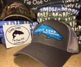 Hats, Shirts, Rod Holders and Stickers