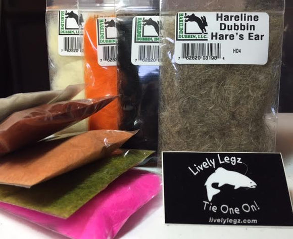 Hareline Dubbin Products