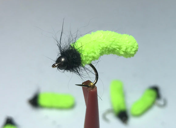 Mop Fly (Chartreuse)