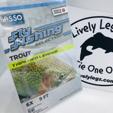 ASSO Trout Tapered Leaders