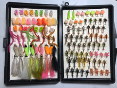 Early Season Trout Big Box (120 Flies @ .95 a Fly)