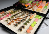 Early Season Trout Big Box (120 Flies @ approximately 1.10/fly)