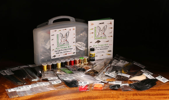 Hareline Fly Tying Material Kits