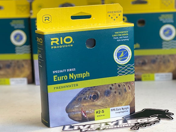 RIO FIPS Euro Nymph (European Style Nymphing Line)