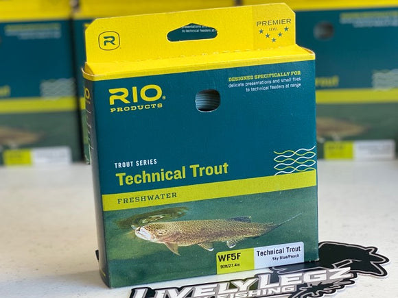 RIO Technical Trout WF